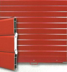 Ρολα αλουμινιου διπλου τοιχωματος